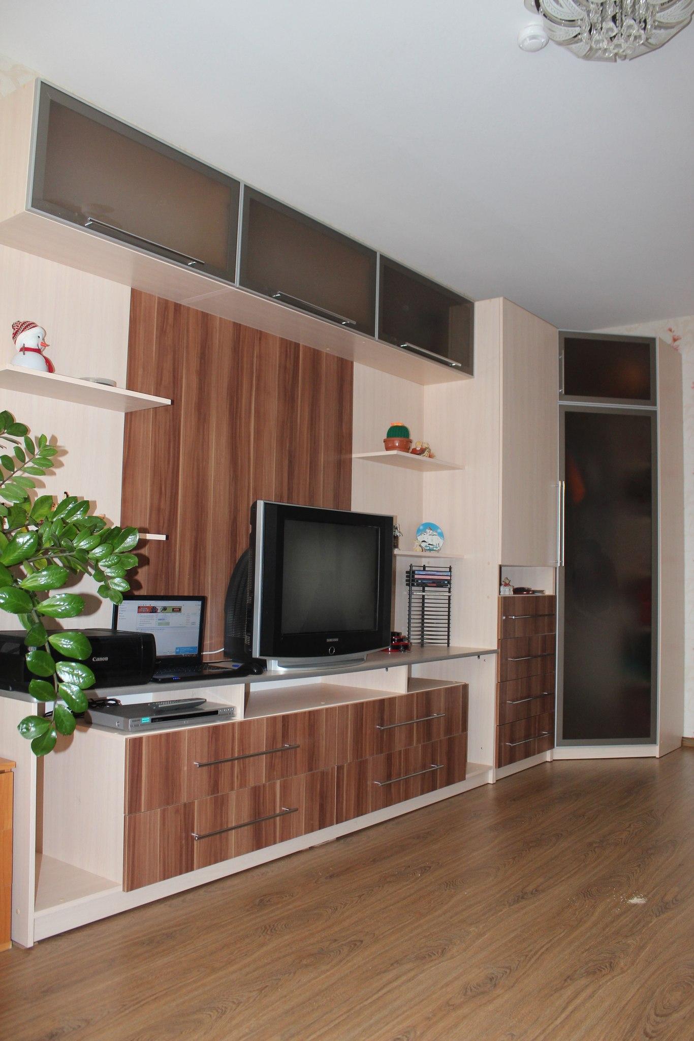 Гостиные-Стенка в гостиную «Модель 63»-фото1