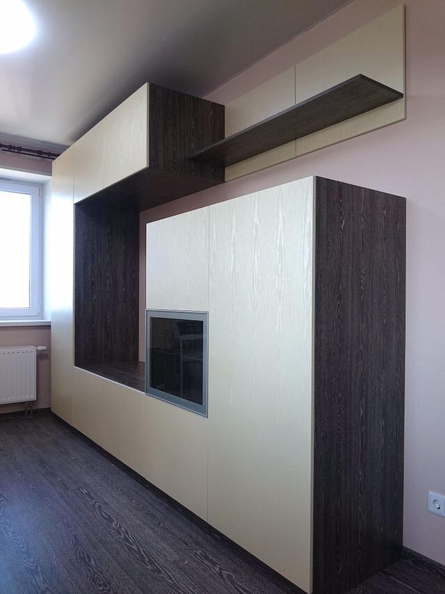 Гостиные-Стенка в гостиную «Модель 27»-фото1