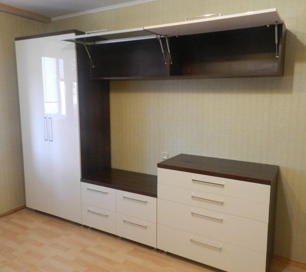 Гостиные-Стенка в гостиную «Модель 20»-фото2