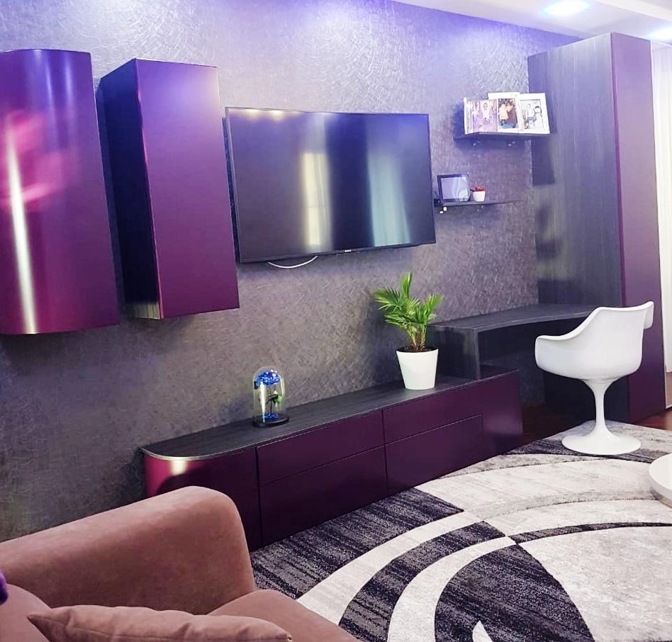 Гостиные-Стенка в гостиную «Модель 113»-фото1