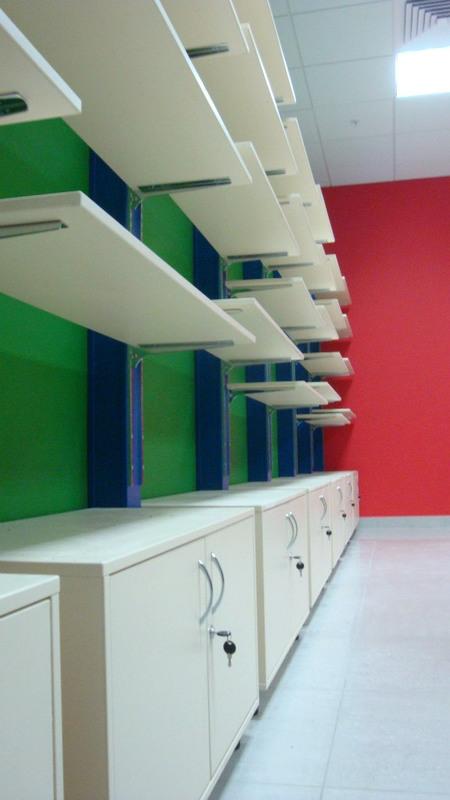 Торговая мебель-Мебель для магазина «Модель 53»-фото1