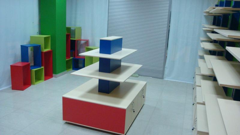 Торговая мебель-Мебель для магазина «Модель 53»-фото3