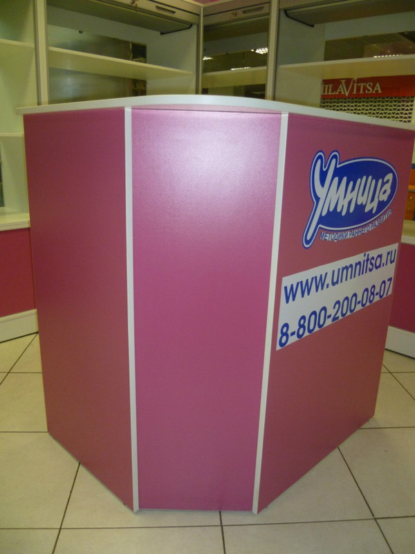 Торговая мебель-Мебель для магазина «Модель 54»-фото4