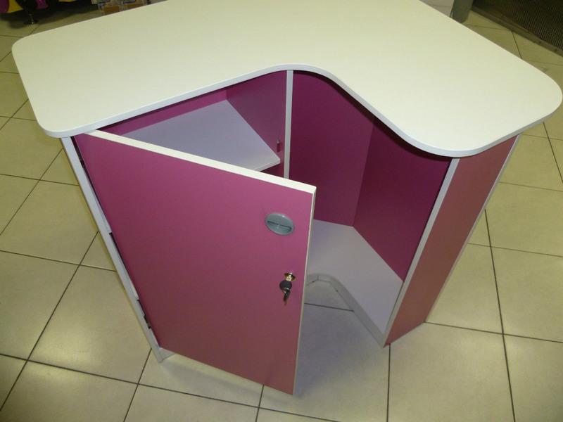 Торговая мебель-Мебель для магазина «Модель 54»-фото1