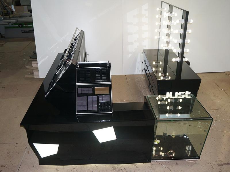Торговая мебель-Мебель для магазина «Модель 173»-фото1