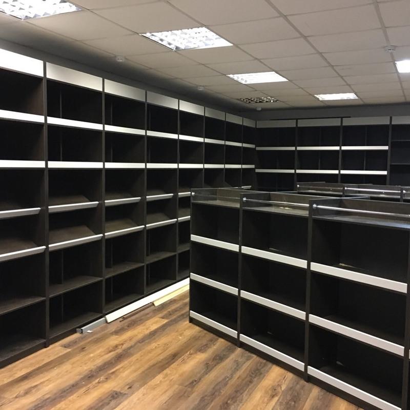 Торговая мебель-Мебель для магазина «Модель 178»-фото1