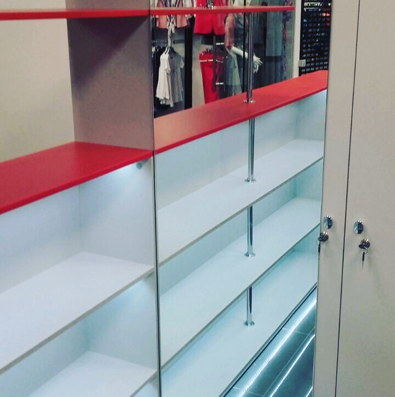 Торговая мебель-Мебель для магазина «Модель 176»-фото4