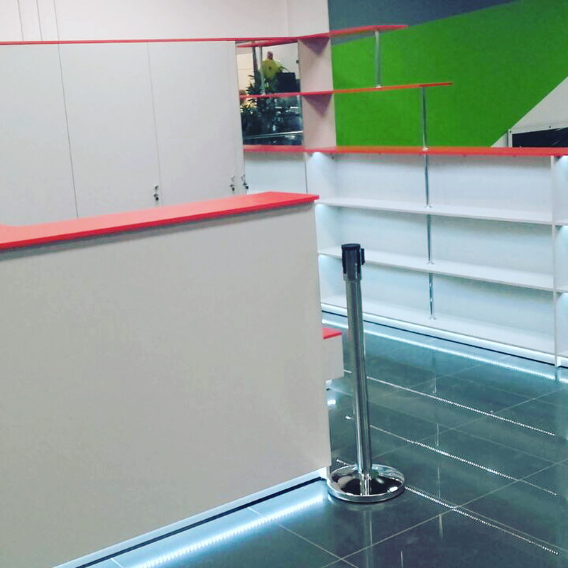 Торговая мебель-Мебель для магазина «Модель 176»-фото5