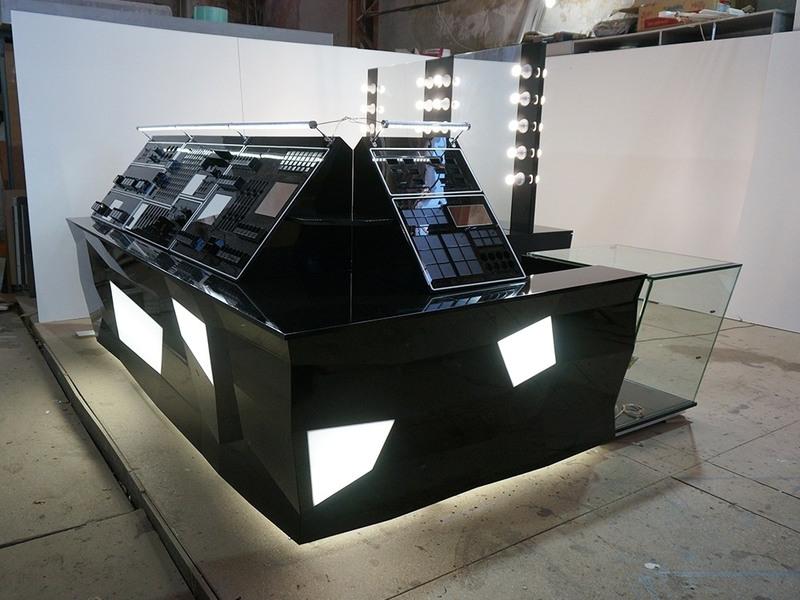 Торговая мебель-Мебель для магазина «Модель 173»-фото2