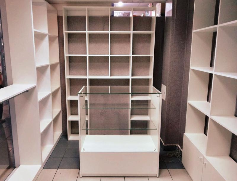 Торговая мебель-Мебель для магазина «Модель 39»-фото2