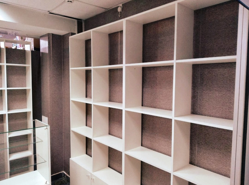 Торговая мебель-Мебель для магазина «Модель 39»-фото4