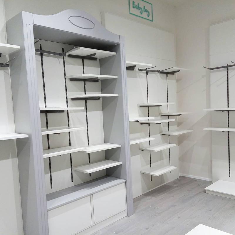 Торговая мебель-Мебель для магазина «Модель 38»-фото3