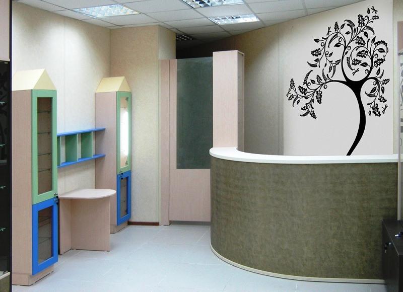 Торговая мебель-Мебель для магазина «Модель 24»-фото1