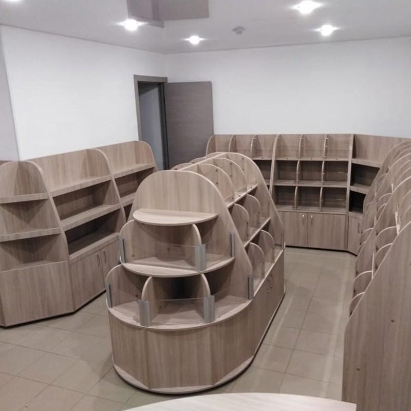 Торговая мебель-Мебель для магазина «Модель 13»-фото2