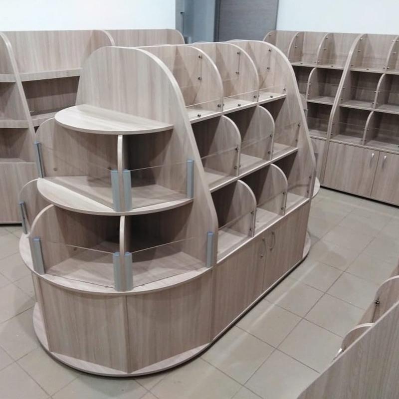 Торговая мебель-Мебель для магазина «Модель 13»-фото4