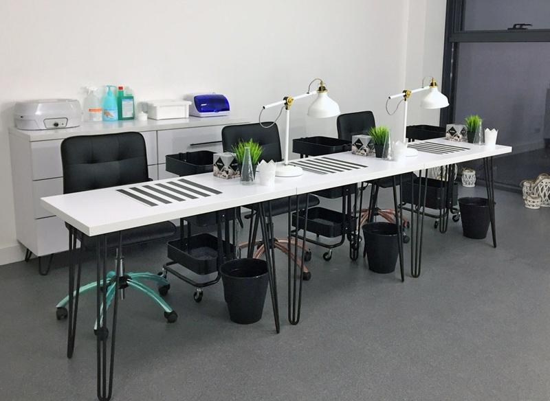 Торговая мебель-Мебель для салона «Модель 127»-фото1
