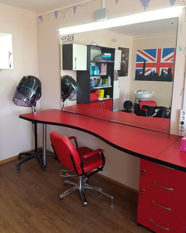 Торговая мебель-Мебель для салона «Модель 105»-фото1