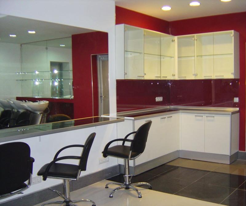Торговая мебель-Мебель для салона «Модель 107»-фото1