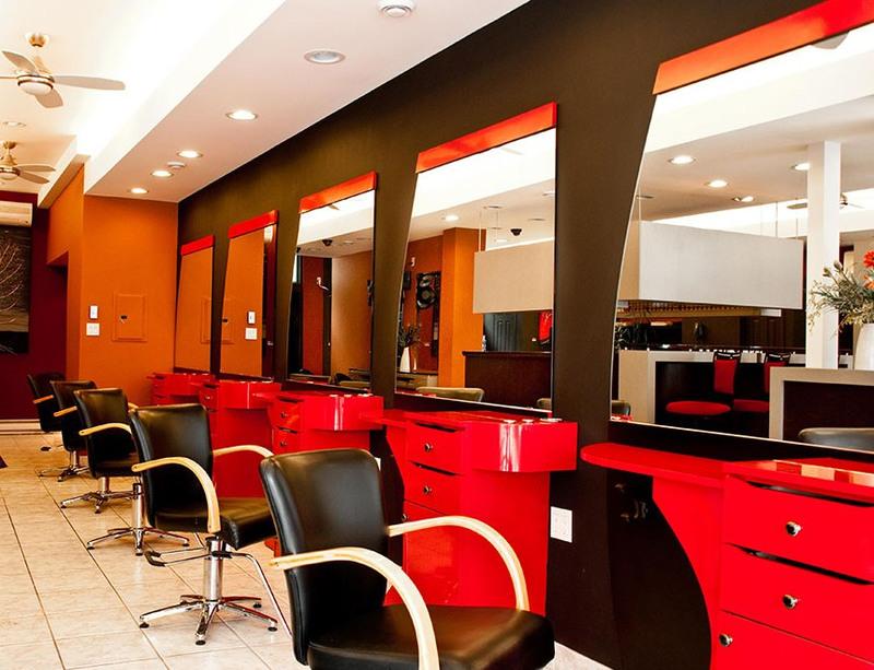 Торговая мебель-Мебель для салона «Модель 113»-фото1