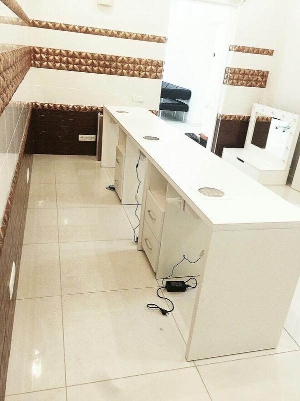 Торговая мебель-Мебель для салона «Модель 89»-фото1