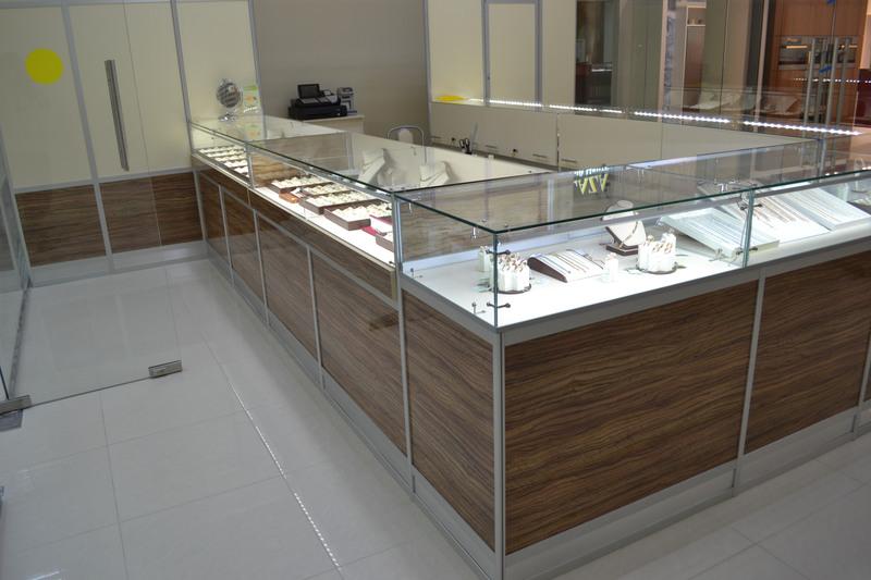 Торговая мебель-Мебель для магазина «Модель 64»-фото1