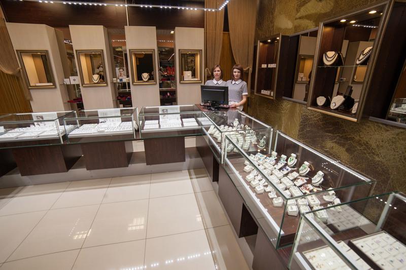 Торговая мебель-Мебель для магазина «Модель 58»-фото1