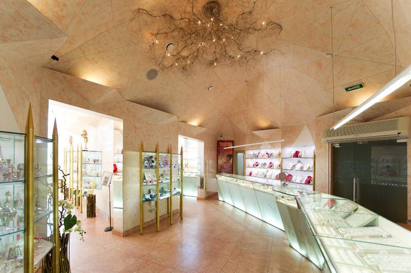 Торговая мебель-Мебель для магазина «Модель 57»-фото1