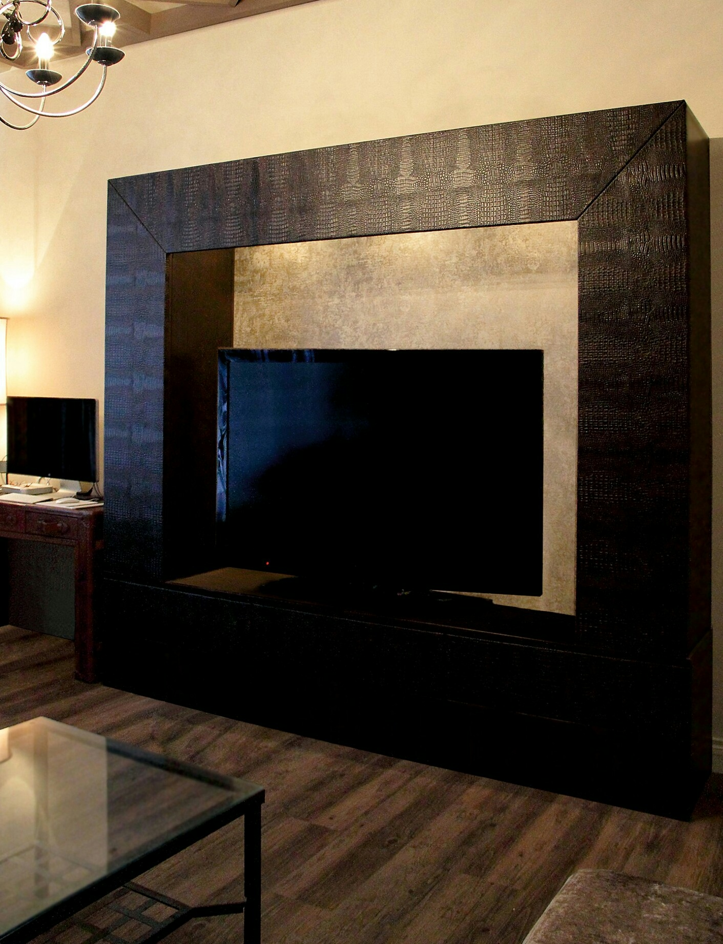 Гостиные-Стенка в гостиную «Модель 32»-фото2
