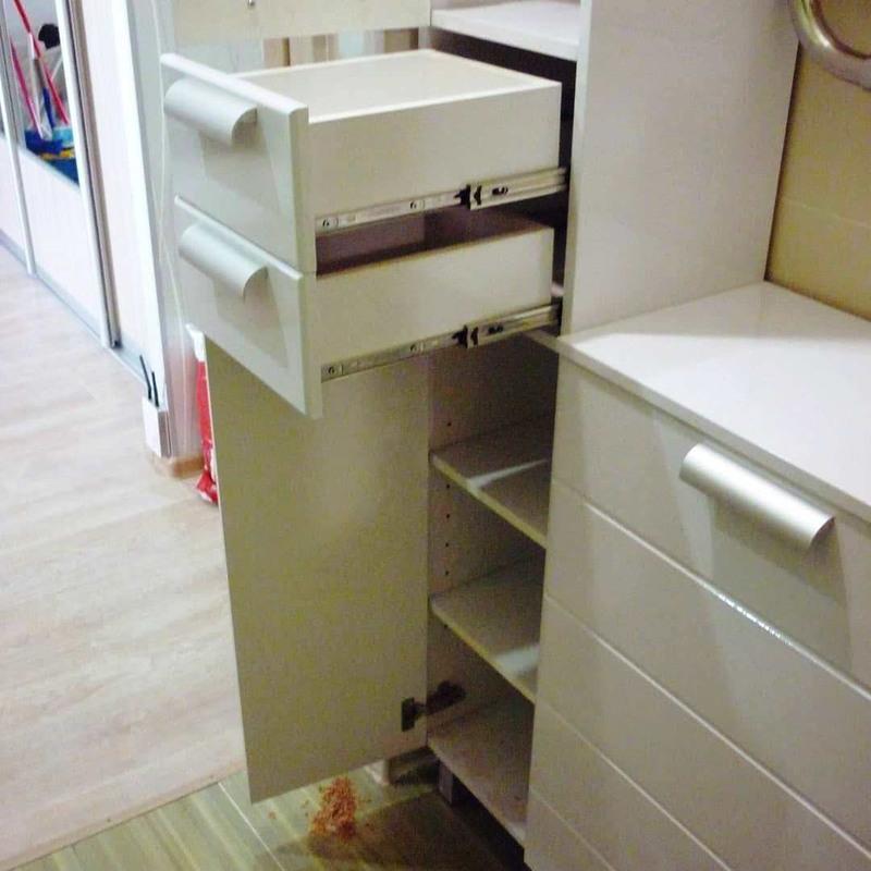Мебель для ванной комнаты-Мебель для ванной «Модель 75»-фото5