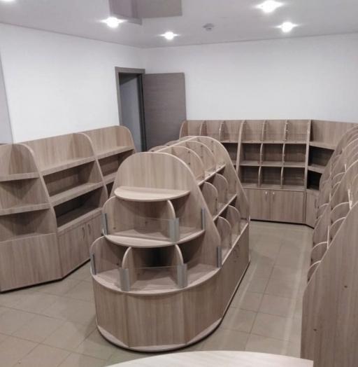 Торговая мебель-Мебель для магазина «Модель 13»-фото7
