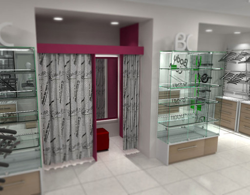 Торговая мебель-Мебель для магазина «Модель 26»-фото2