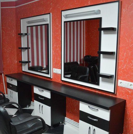 Торговая мебель-Мебель для салона «Модель 96»-фото1