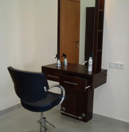 Торговая мебель-Мебель для салона «Модель 98»-фото1