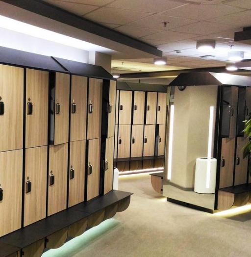 -Шкафчики для раздевалки «Модель 161»-фото6