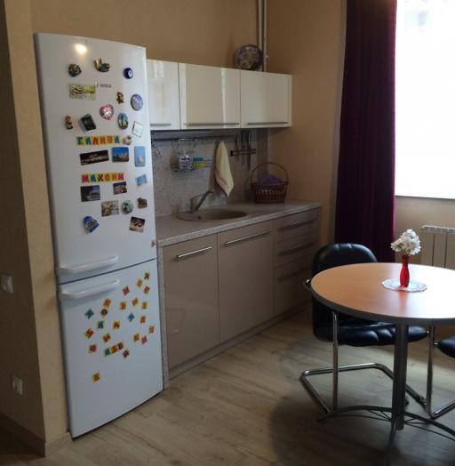 -Кухня из пластика «Модель 104»-фото24