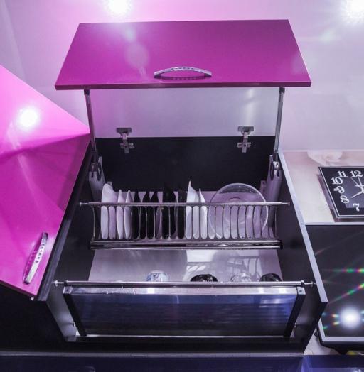 -Кухня МДФ в эмали «Модель 115»-фото15