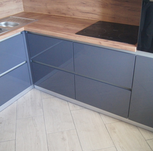-Кухня МДФ в эмали «Модель 230»-фото9