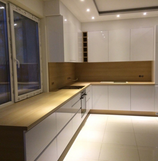 -Кухня МДФ в эмали «Модель 455»-фото10