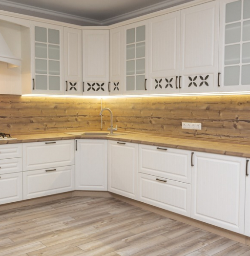 -Кухня МДФ в ПВХ «Модель 10»-фото10