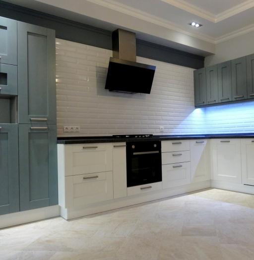 -Кухня МДФ в ПВХ «Модель 145»-фото11