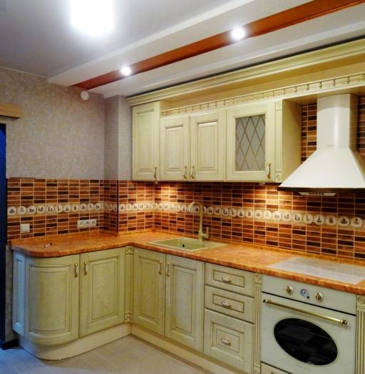 -Кухня МДФ в эмали «Модель 301»-фото10