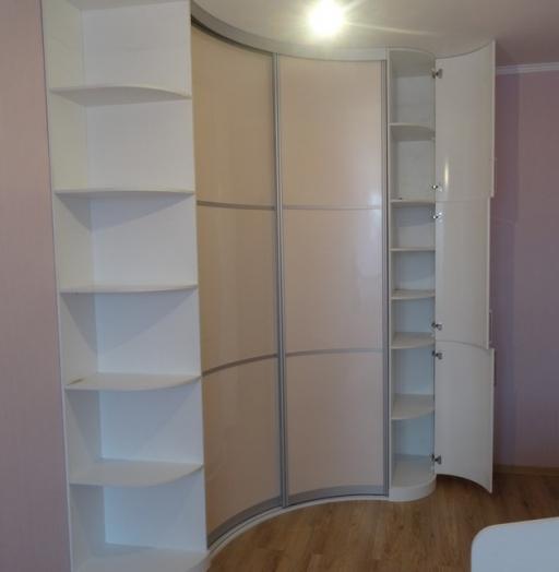 -Угловой шкаф-купе «Модель 89»-фото2