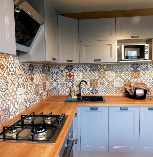 -Кухня МДФ в эмали «Модель 590»-фото21