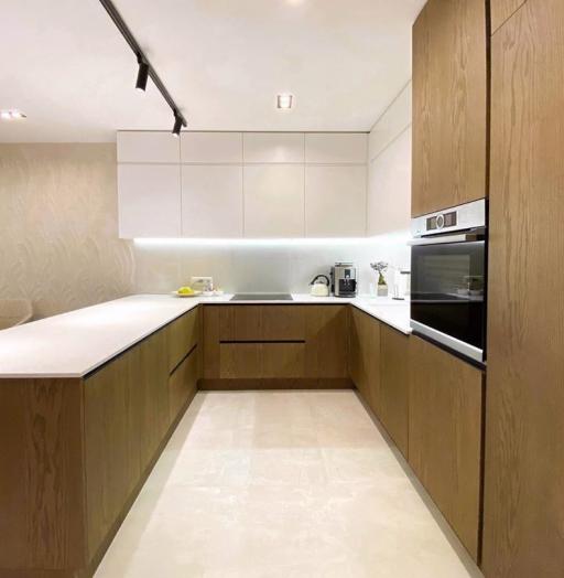 -Кухня МДФ в эмали «Модель 618»-фото26